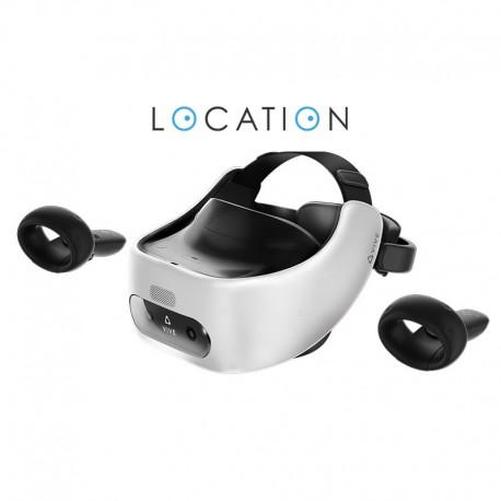 Location Casque HTC Vive Focus Plus