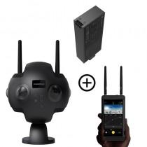Caméra insta360 pro 2 + batterie supplémentaire