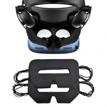 Pack of 20 black hygienic protections for VR headset