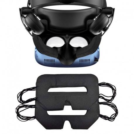 Protections Hygièniques pour casque VR (noires) - usage unique
