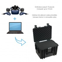 B&W 5500 case for VR headset