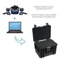 Valise B&W 5500 pour casque VR