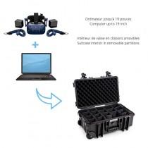 Valise B&W 6600 pour casque VR