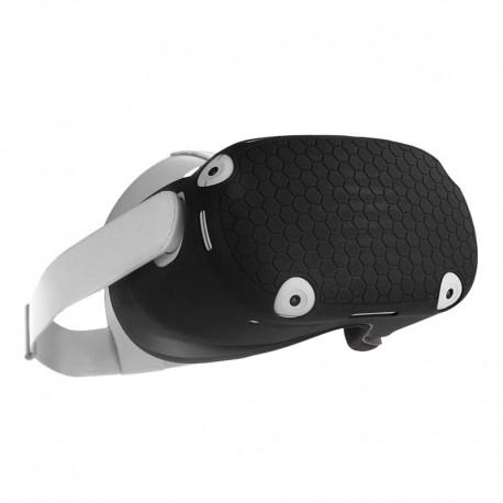 Coque de protection en silicone pour casque Oculus Quest 2