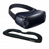 Pack Samsung Gear VR + mousse VR Cover Cuir