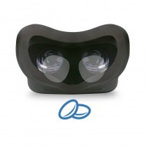 Protective anti blue light lenses for Oculus Rift