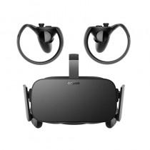Pack casque de Réalité Virtuelle Oculus Rift + Manettes Oculus Touch