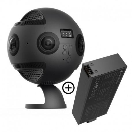 Insta360 Pro + batterie supplémentaire