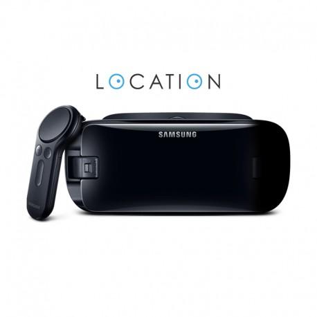 Location Samsung Gear VR
