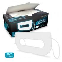 Pack de 50 protections jetables pour casque VR