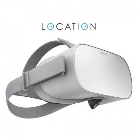 Location Oculus Go