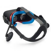 Pack de 2 Mousses VR Cover Cuir PU pour Oculus Rift