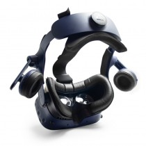 Mousse VR Cover Simili Cuir 10mm pour HTC Vive Pro
