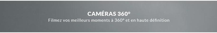 Caméras 360°