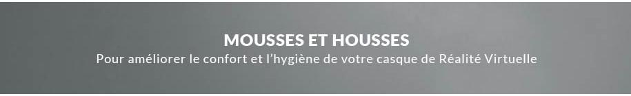 Mousses et Housses