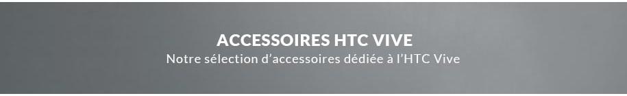 Accessoires HTC Vive