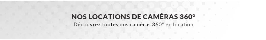 Location Caméra 360°