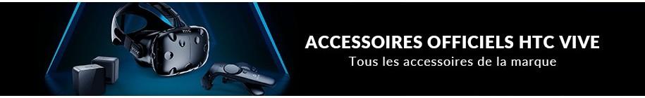 Accessoires Officiels HTC Vive