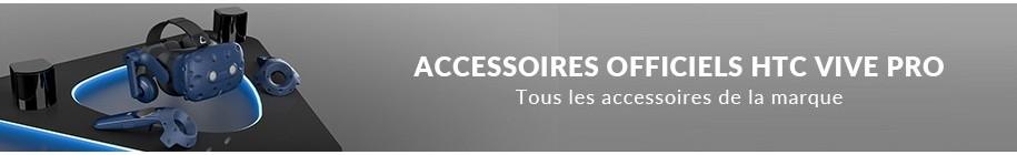 Accessoires Officiels HTC Vive Pro