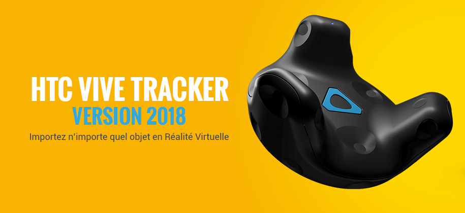 HTC Vive Tracker
