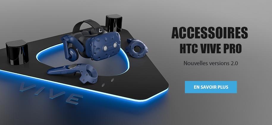 Accessoires HTC Vive Pro