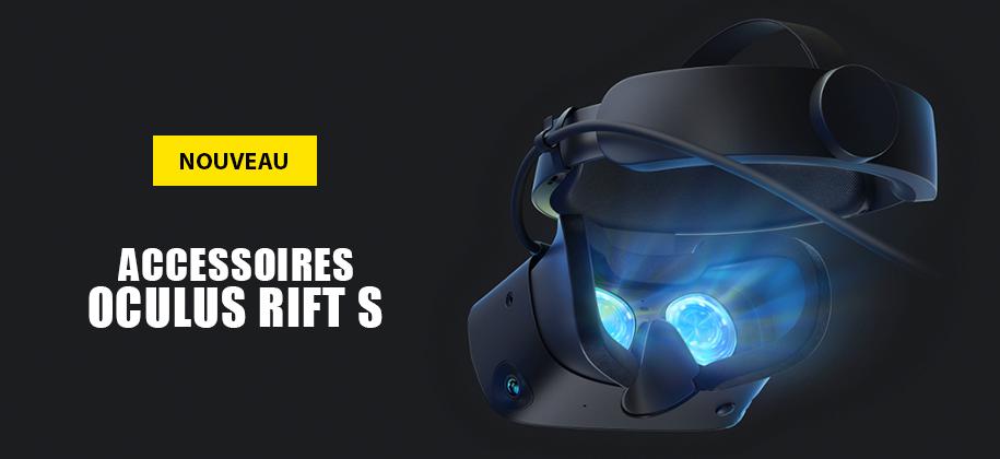 Accessoires Oculus Rift S