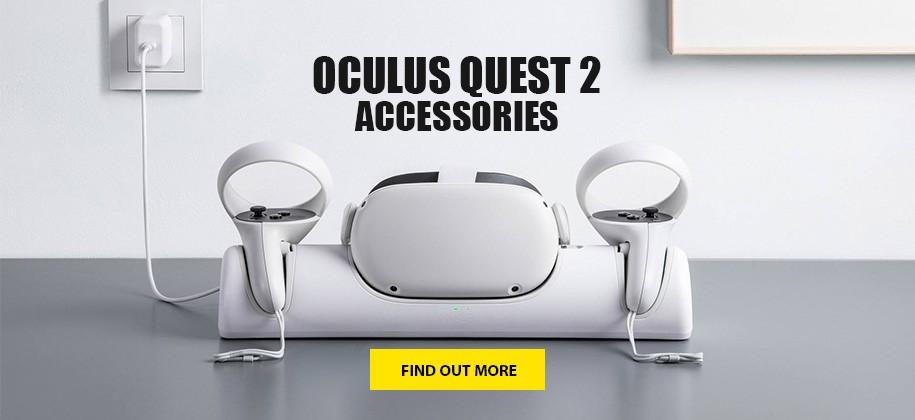 Oculus QUEST 2 Accessoires