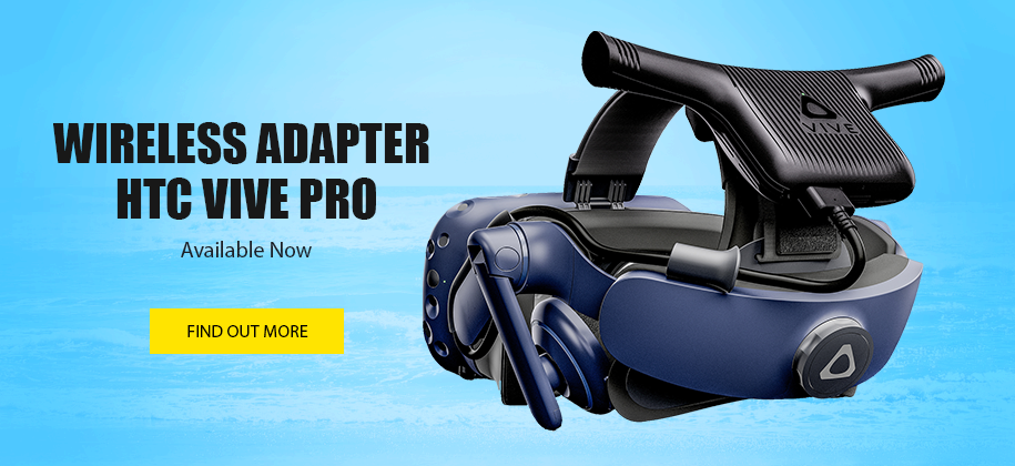 Wireless Adapter HTC Vive Pro