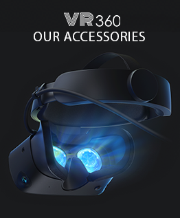 Our accessories - VR360