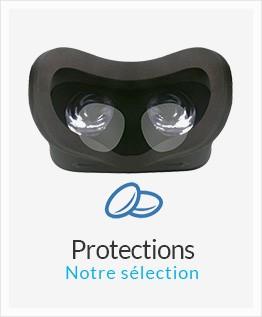 Protections Réalité Virtuelle