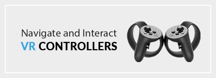 vr controllers