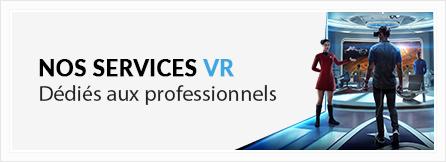 Nos services VR